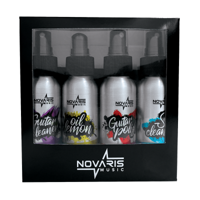 Guitar Kit NOVARIS MUSIC