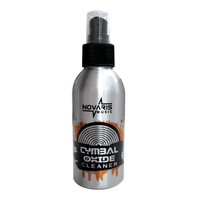 Cymbal Oxide Cleaner Novaris Music
